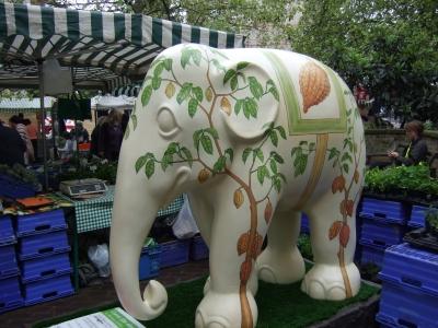 London elephant
